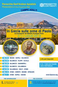 In Grecia sulle orme di Paolo